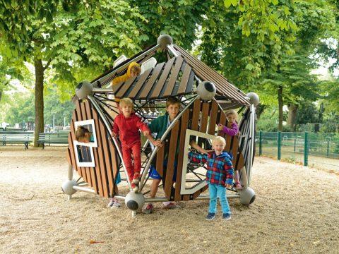 Artikelbild von Greenville – New Play-rope houses