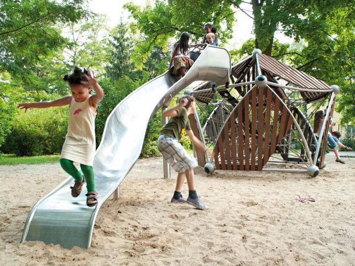 Artikelbild von Award for our play structures!