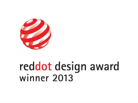 Artikelbild von Green­vil­le erhält den red dot design award