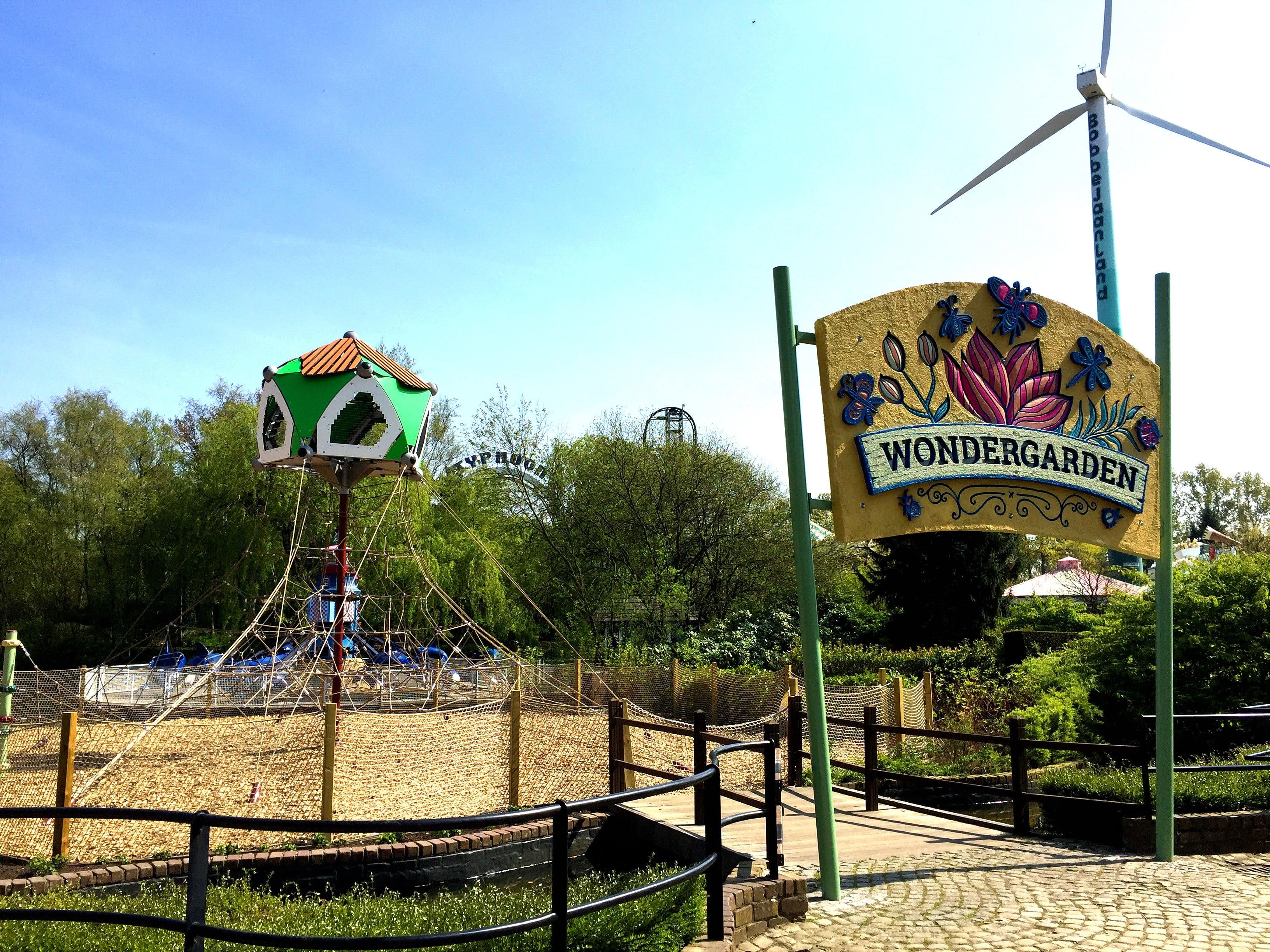 Artikelbild von Wondergarden in Bobbejaanland, Belgium