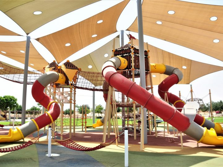 Artikelbild von Be'er Sheva River Park, Israel