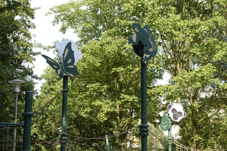 Themenspielplatz – Berliner Seilfabrik – Spielgeräte fürs Leben