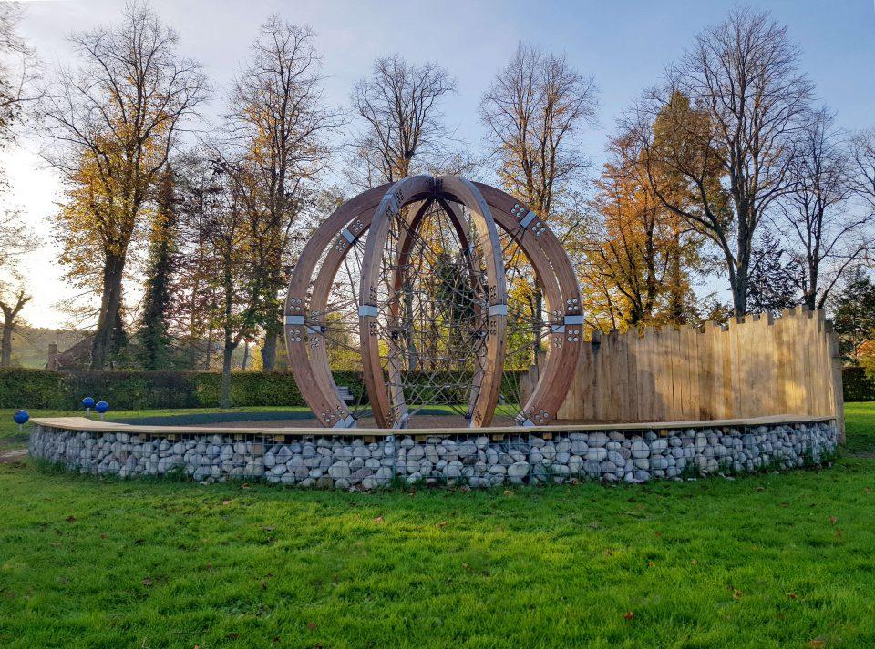 Spielplatzdesign – Berliner Seilfabrik – Spielgeräte fürs Leben