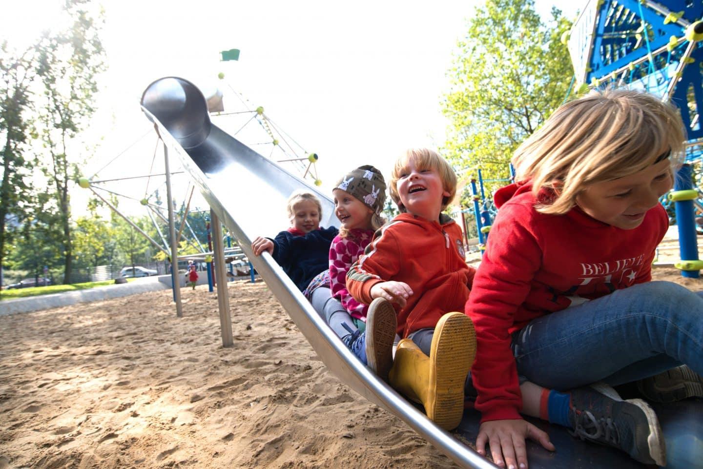 Slide - Berliner Seilfabrik - Play equipment for life