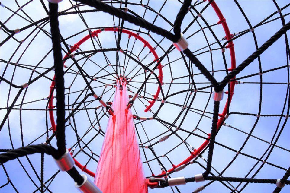 Dachspielplatz – Berliner Seilfabrik – Spielgeräte fürs Leben