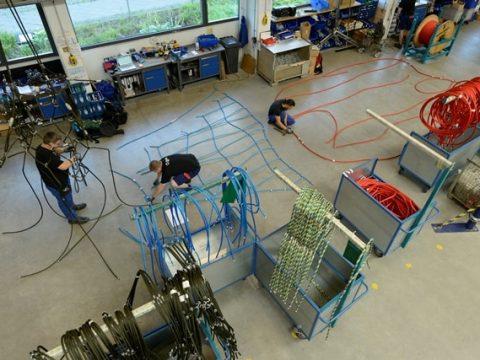 Artikelbild von Berliner Seilfabrik ISO 9001 zertifiziert.