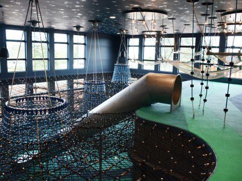 Artikelbild von Geoparc de Percé – ein Indoorspielplatz der besonderen Art