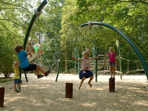 Artikelbild von Jungle Playground