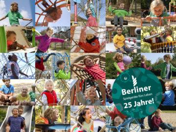 Produktbild von 25 Jahre alt aber schon fast 50 Jahre Erfahrung – die Berliner feiern Geburtstag